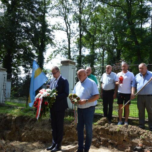 Wizyta węgierskiej delegacji w Przemyślu