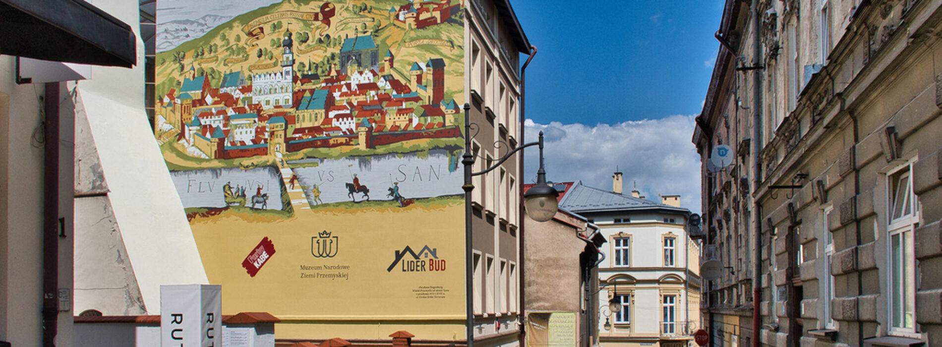 Dwa nowe murale w mieście