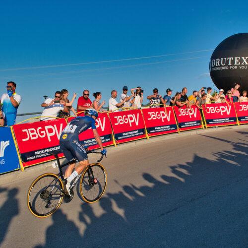 Wielkie emocje na mecie II etapu 78. Tour de Pologne