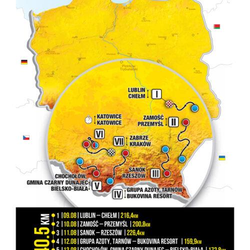 78. Tour de Pologne. To już dzisiaj!