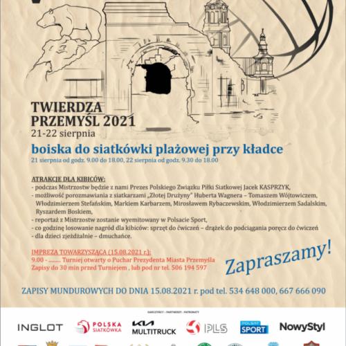 V Mistrzostwa Polski w Siatkówce Plażowej Służb Mundurowych